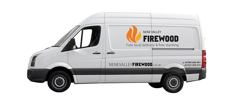Home fuel delivery van