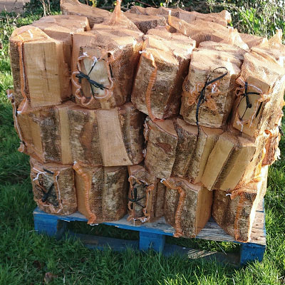 kiln dried nets pallet