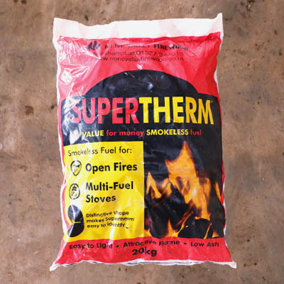 Super Therm Coal 20kg